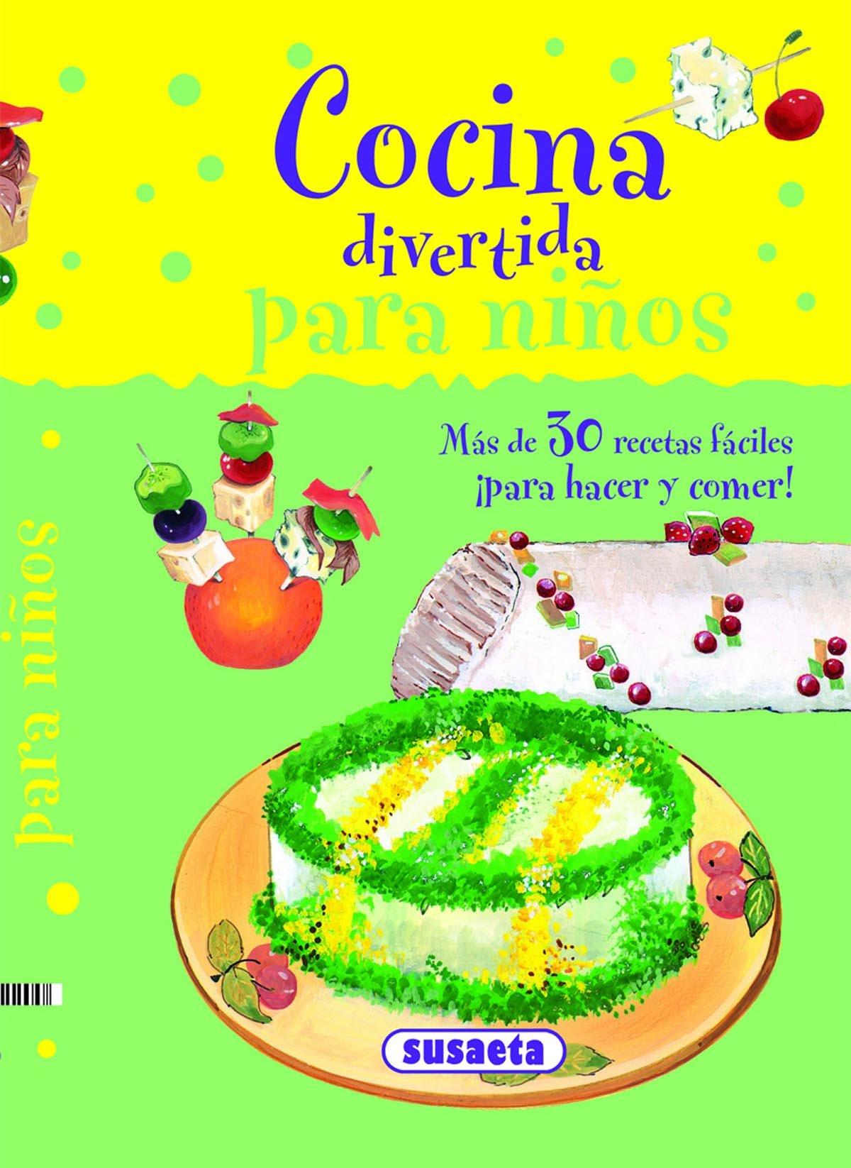 Bonito libros de cocina para ni os galer a de im genes for Cocina divertida para ninos