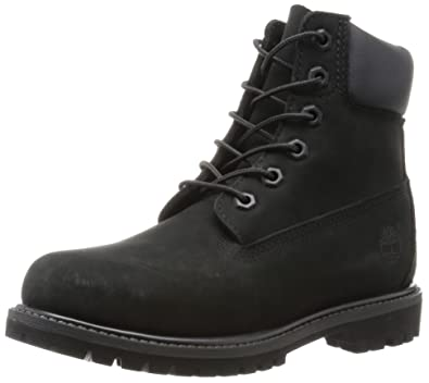 Timberland 6in Premium Wp Boot Damen Schwarz