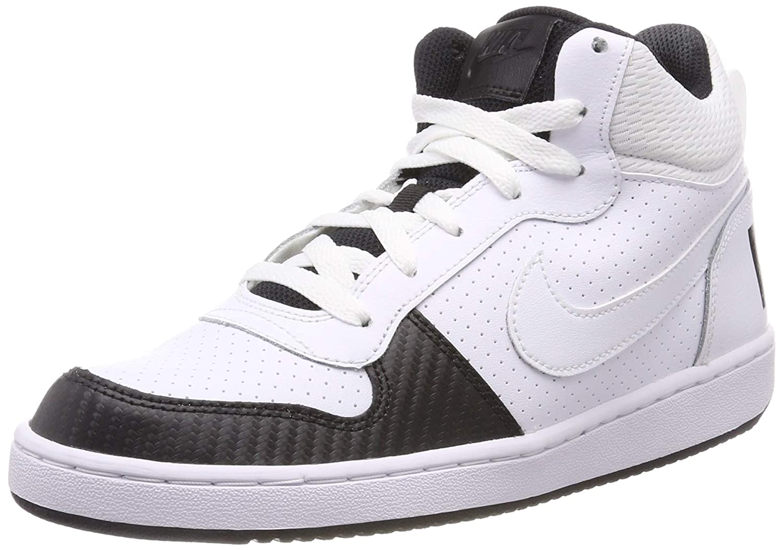 Mädchen Nike Court Zart Basketballschuhe B07JLXSSCZ
