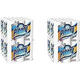 Plenty Ultra Premium Full Sheet Paper Towels, White, 24 Total Rolls (2-Pack)