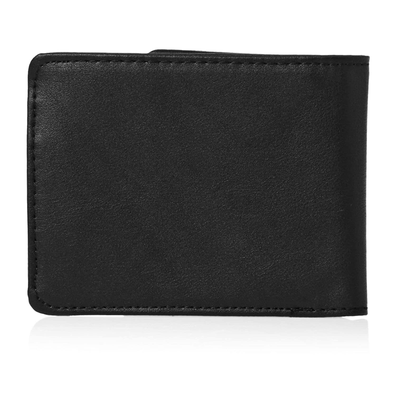 bb8c64edb08377 Mens Vans Drop V Bi-fold Wallet - Black at Amazon Men s Clothing store