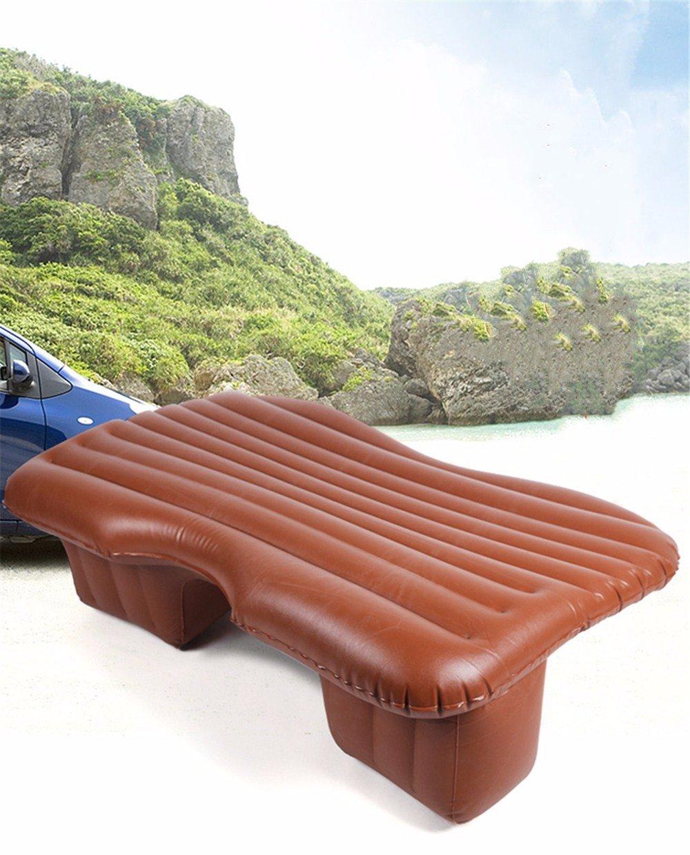 Auto aufblasbare Bett   Kinder faltende Reise Schlafkissen    Schlafkissen Auto schlafende Pad   Auto liefert   Auto Vibration Matratze, TPU-grün 1f04f7