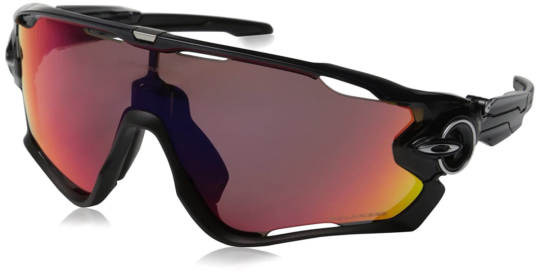 Oakley Men's Jawbreaker OO9290-09 Shield Sunglasses