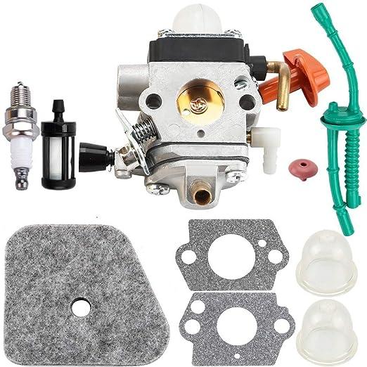 Carburetor For Stihl  FS110 FS90 FS100 FS130,KM90,KM100,KM110,FS90R,FS100R UK~