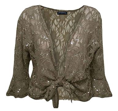 Generic - Boléro - Femme MOCH  Amazon.fr  Vêtements et accessoires db461f7cf7d1