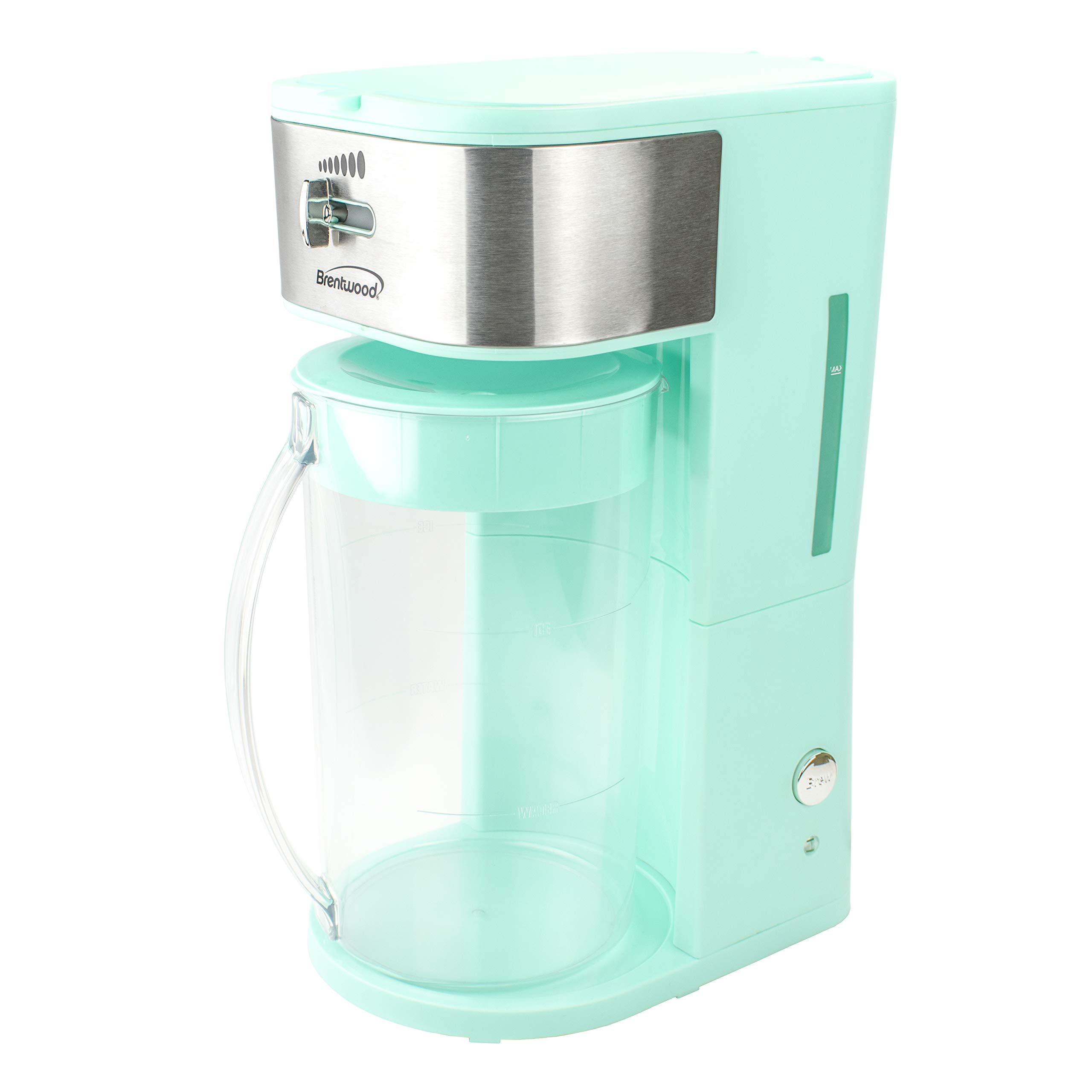Brentwood Iced Tea and Coffee Maker with 64oz Pitcher (BLUE) by Brentwood (Image #2)