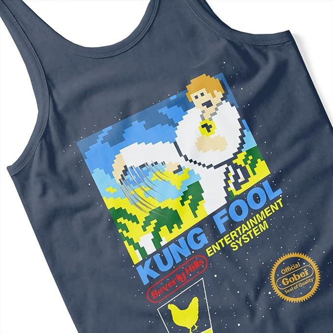 Beverly Hills Ninja Kung Fool The Video Game Mens Vest ...