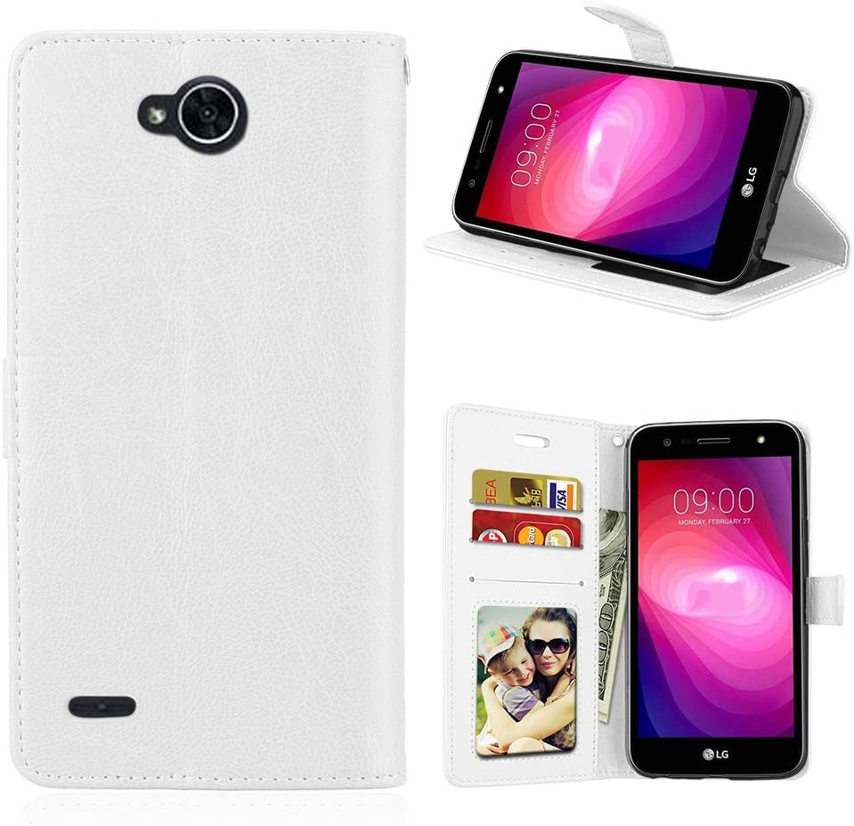 FeiNianJSh para LG X Power 2 / LG K10 Power Wallet Design Color ...