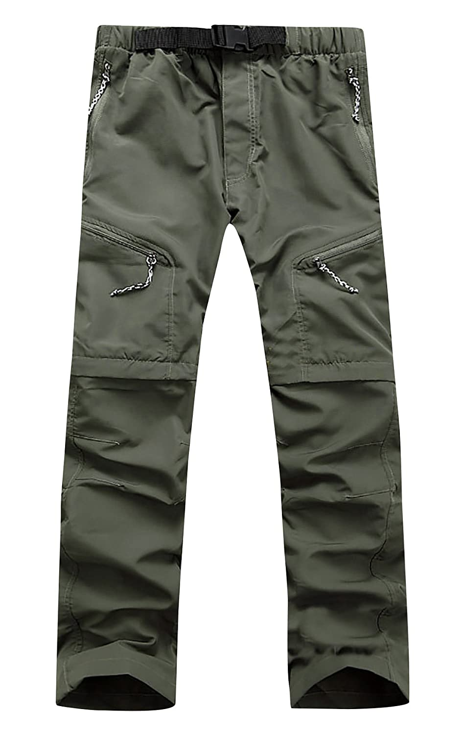 9655aa13 Zip-Off Legs Convert Pants to Shorts: it could be pants and could easily  change to shorts, different style to meet your require