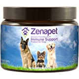 Dog Immune Support-Immune Booster For Dogs-Safeguard Your Dog's Immune System-Premier Supplement for Dogs-Natural Vitamins For Dogs in Food Form With Antioxidant Support