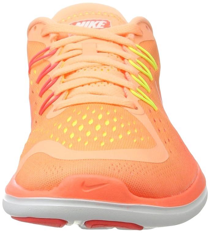 898476, Zapatillas para Mujer, Varios Colores (Naranja/BCO/Mayo), 36 EU Nike