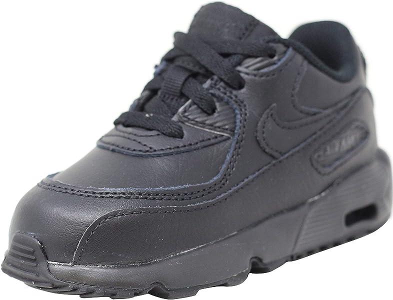 Nike AIR MAX 90 LTR (TD) (2 M US Little Kid) 1e76151d1634e