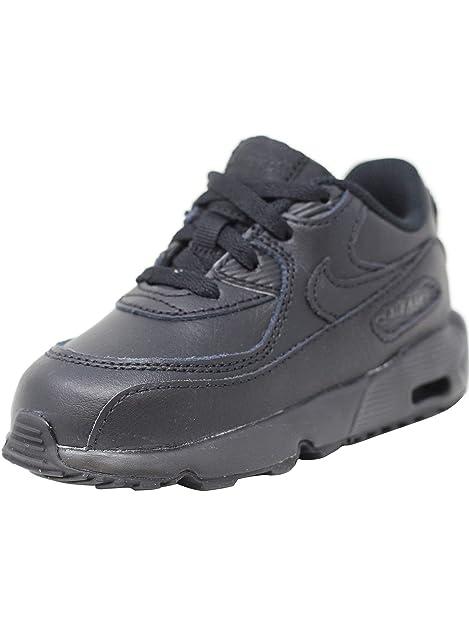 Nike Air MAX 90 LTR (TD), Zapatos de Primeros Pasos para Bebés: Amazon.es: Zapatos y complementos