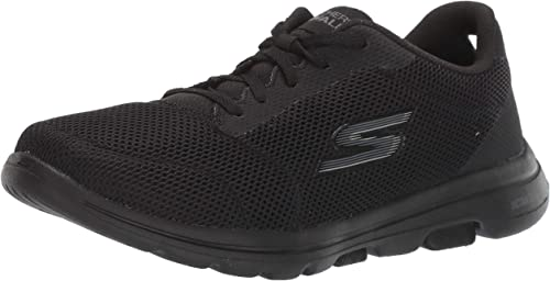 Skechers Womens Go Walk 5-Lucky Sneaker