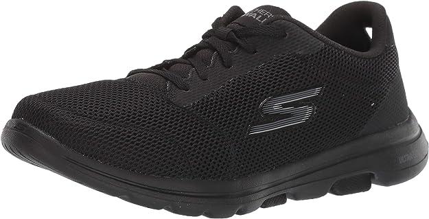 Skechers Go Walk 5-Lucky, Zapatillas para Mujer: Amazon.es ...