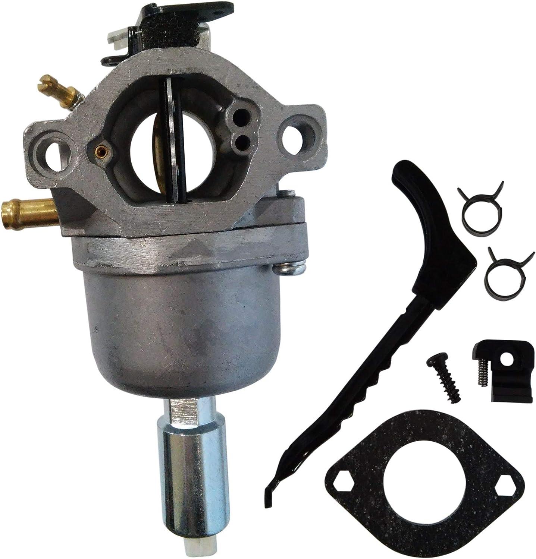 Carburetor for Nikki 799252 G02714 2X03 1A on 17.5 hp briggs stratton