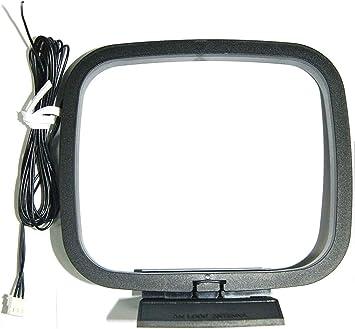 Nueva Antena Loop FM Am para Sony HCD-MHC- LBT- FST- STR- HT- CMT- RDH- Parte suministrada 175439911