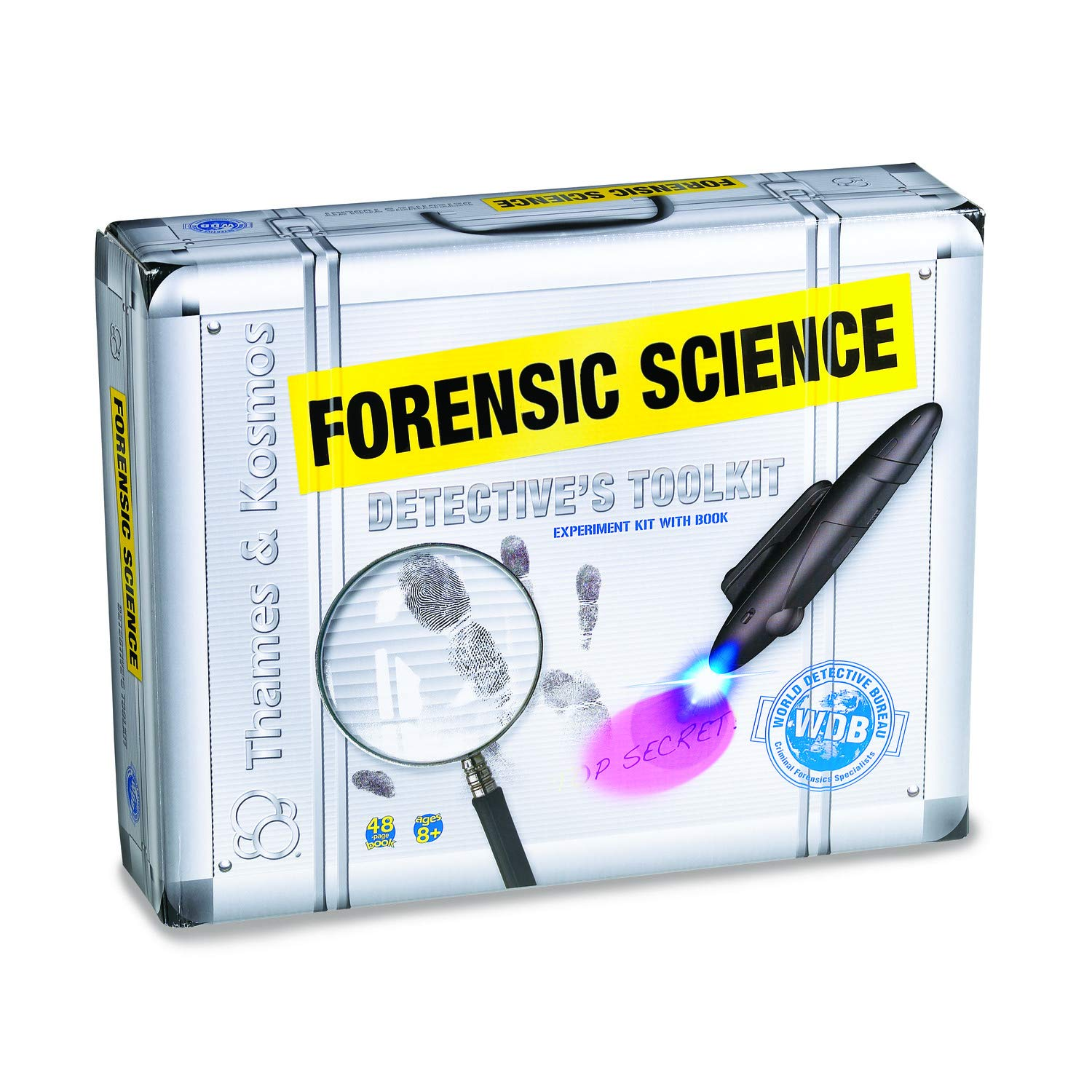 Thames & Kosmos Forensic Science Detective's Toolkit by Thames & Kosmos