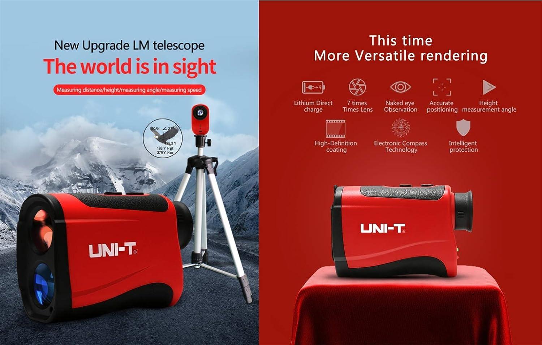 Urceri Laser Entfernungsmesser : Uni t lm600 laser entfernungsmesser digital