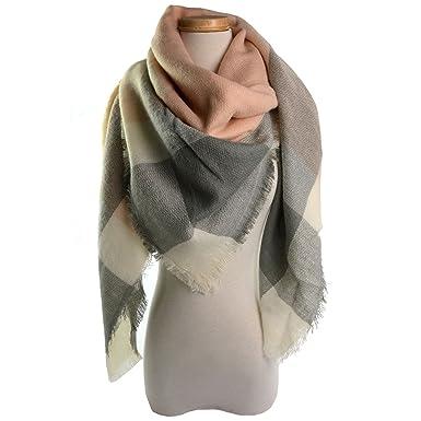 688967d1e8b8e Echarpe femme hiver beige - Idée pour s'habiller