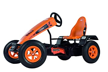 Berg Kart de Pedales eléctrico X-Cross E-BF: Amazon.es: Juguetes y juegos
