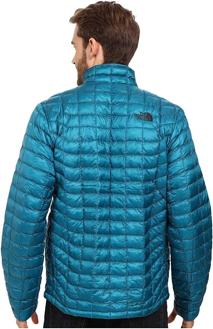 The North Face Thermoball Full Zip Jacket Mens Ocean Depths Blue XXL