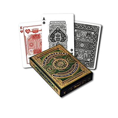 High Victorian Playing Cards: Sports & Outdoors