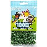 Perler Bead Bag, Dark Green