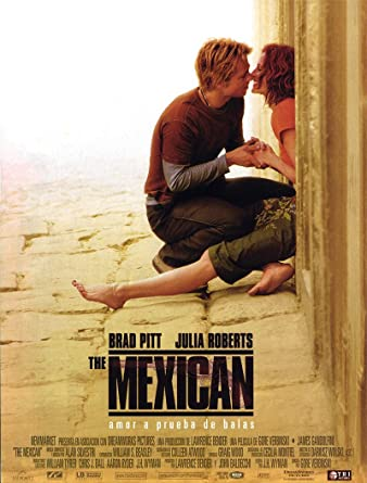 The Mexican (Blu-Ray) (Import Movie) (European Format - Zone