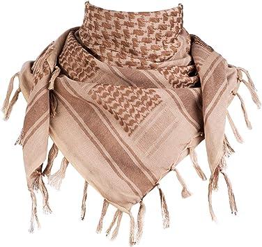 Free Soldier - Pañuelo para el cuello, 100% algodón, pañuelo ...