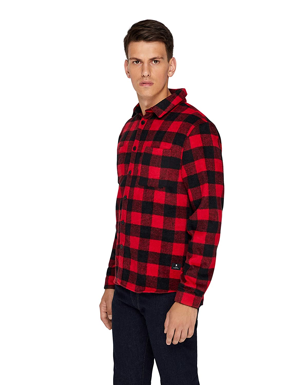 RVLT Revolution Kelin Heavy Shirt ROT