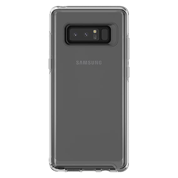 detailed pictures 43219 b0d1f OtterBox SYMMETRY CLEAR SERIES Case for Samsung Galaxy Note8 - Retail  Packaging - CLEAR