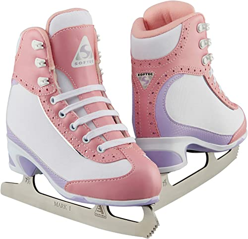 Jackson Ultima Softec Vista ST3201 Figure Ice Skates for Girls