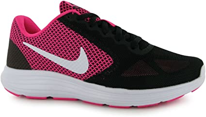 Nike Revolution 3 Chaussures de Course à Pied pour Femme
