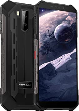Ulefone Armor X5 3 GB de RAM / 32 GB Doble Sim Negro: Amazon.es ...