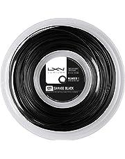 Luxilon Tennissaite, Savage 127, 200 Meter Rolle, Schwarz, 1,27 mm, Unisex, WRZ902100