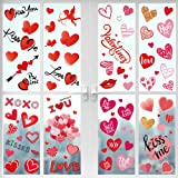GMAOPHY 311 Pcs Valentine's Day Window Clings