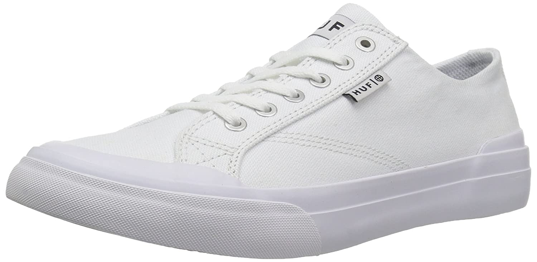 HUF Men's Classic Lo Ess TX White
