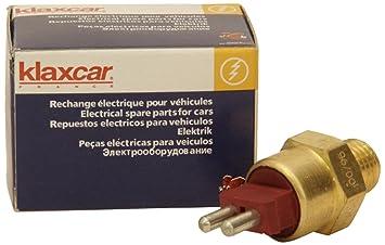 Klaxcar 161227Z - Interruptor de presión de aceite (0,8 bares): Amazon.es: Coche y moto