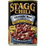 Stagg Silverado Chili with Beans, 15-Ounce (Pack of 6)