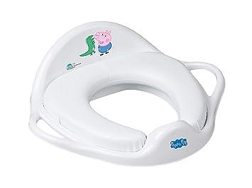 Toilettensitz Weiches Kissen für Kinder Tröpfchentrainer Toilettentrainer Peppa Wutz Das Original von TegaBaby® Sicher und TÜ