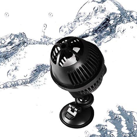 H 12W 100~150cm Acuario YAOBLUESEA Wave Maker Bomba de Circulaci/ón de Acuario Bomba de Circulaci/ón Bomba de Onda 8000L