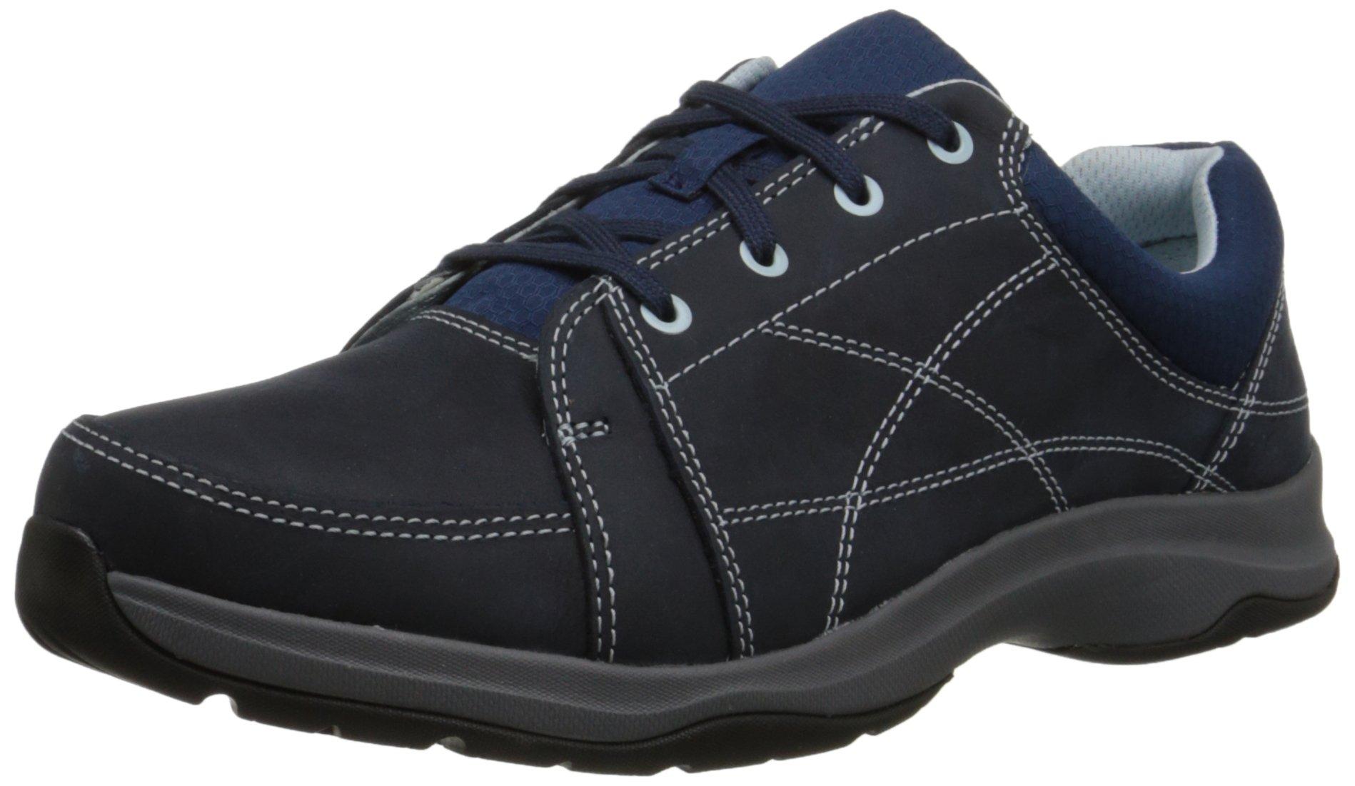 Ahnu Women's Taraval Walking Shoe, Dress Blue, 10 M US