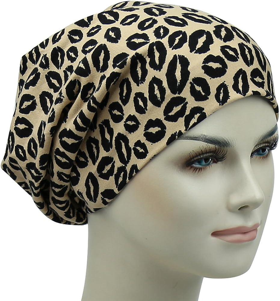 FocusCare Cappelli da notte elastici per cappelli da notte traspiranti