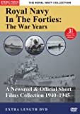 The Royal Navy Collection - The Royal Navy In The Forties: The War Years [DVD] [REGION 0 PAL]