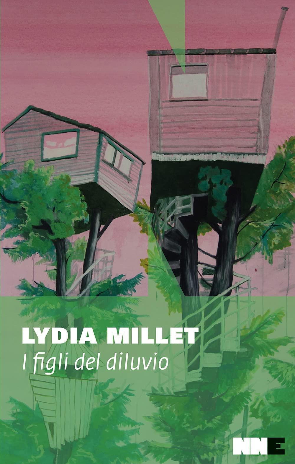 I figli del diluvio : Millet, Lydia, Guerzoni, Gioia: Amazon.it: Libri