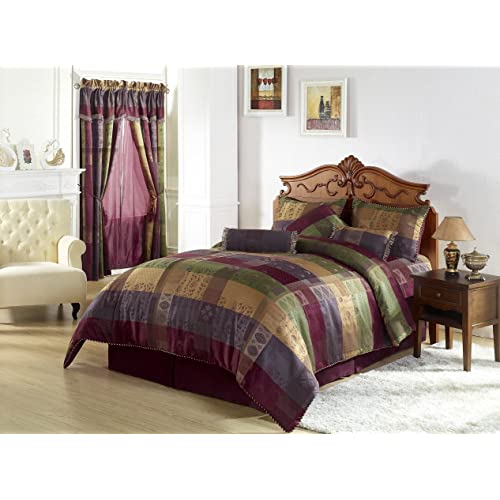 Bedding With Matching Curtains Amazon Com