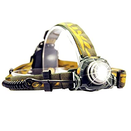 OxyLED MH20 LED Headlamp with Motion Sensor