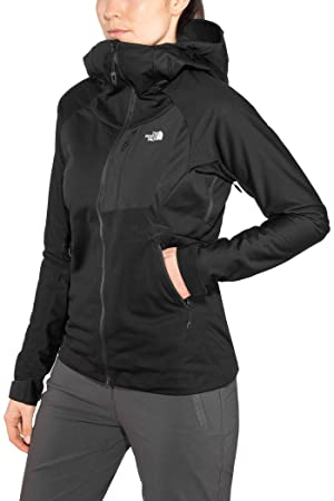 bfd1dff16 THE NORTH FACE Impendor Windstopper Jacket Women black 2018 winter ...