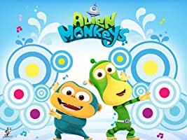 Alien Monkey Season 1 (No Dialog)